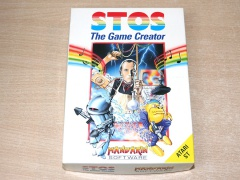STOS : The Game Creator by Mandarin