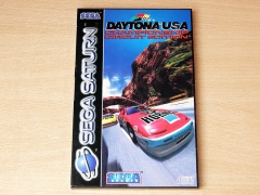Daytona USA Championship Circuit Edition by Sega