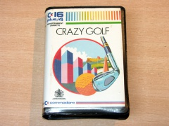 Crazy Golf by Commodore