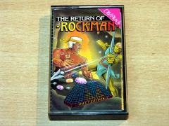 The Return Of Rockman by Mastertronic