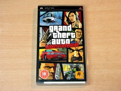 Grand Theft Auto : Liberty City Stories by Rockstar