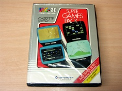 Super Games Pack 1 by Commodore