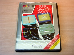Super Games Pack 2 by Commodore