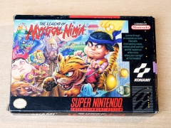 The Legend Of Mystical Ninja by Konami