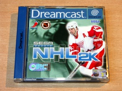 NHL 2K by Sega Sports