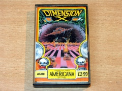 Dimension X by Americana