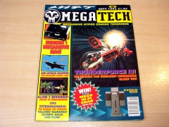 Megatech Magazine - September 1992