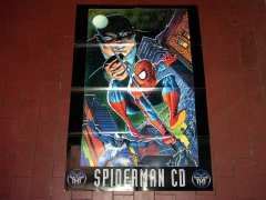 Spiderman Mega CD Poster