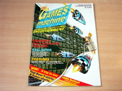 The Games Machine - December 1987/January 1988