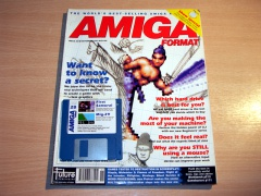 Amiga Format - Nov 1991 + Disc