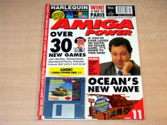 Amiga Power - March 1992 + Disc
