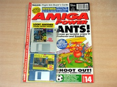 Amiga Power - June 1992 + Discs