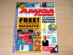 Amiga Power - August 1991 + Disc