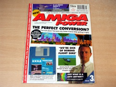 Amiga Power - July 1991 + Disc