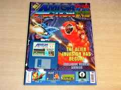 Amiga Action - August 1991 + Disc