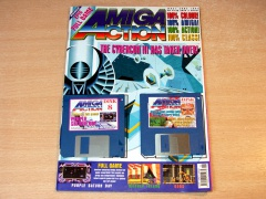 Amiga Action - June 1991 + Discs