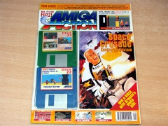 Amiga Action - January 1992 + Discs