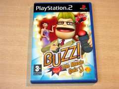 Buzz : The Music Quiz by Sony