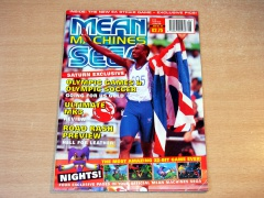 Mean Machines Sega - June 1996