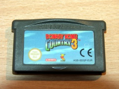 Donkey Kong Country 3 by Nintendo