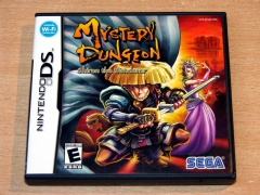 Mystery Dungeon : Shiren The Wanderer by Sega