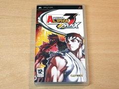 Street Fighter Alpha 3 Max by Capcom