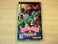 Darkstalkers Chronicle by Capcom