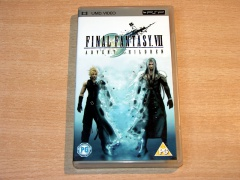 Final Fantasy VII : Advent Children UMD Video