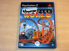 Theme Park World by EA Games
