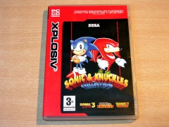 Sonic & Knuckles Collection by Xplosiv / Sega