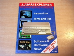 Atari Explorer - Super Pack Issue