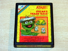 Oscar's Trash Race by Atari
