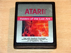 Raiders Of The Lost Ark by Atari