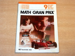 Math Gran Prix Manual
