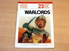 Warlords Manual