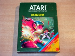 Berzerk by Atari + Comic