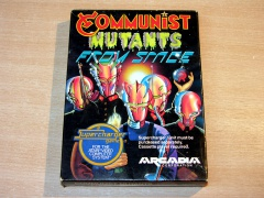 Communist Mutants From Space by Arcadia