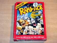 Rampage by Activision