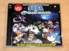 Sega Club Saturn Dance Remix CD *MINT