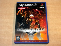 Zone Of The Enders : The 2nd Runner by Konami