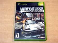 Wreckless : The Yakuza Missions by Activision