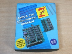 Amiga A500 Memory Upgrade