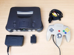 N64 Console + Expansion