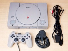 Playstation Console - Boxed