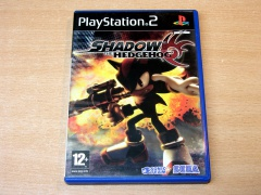 Shadow The Hedgehog by Sega