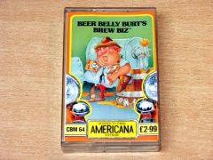 Beer Belly Burt's Brew Biz by Americana