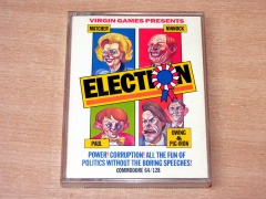 Election by Virgin