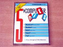 5 Computer Hits by Beau Jolly