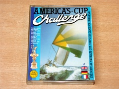 America's Cup Challenge by US Gold