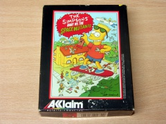 Simpsons : Bart vs The Space Mutants by Acclaim